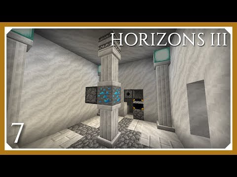FTB Horizons 3 | Astral Sorcery Mining Temple Quarry! | E07
