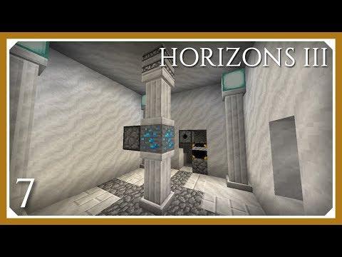 v2Movie : FTB Horizons 3 | Astral Sorcery Mining Temple