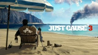 Just Cause 3: Giant Bomb Quick Look EX