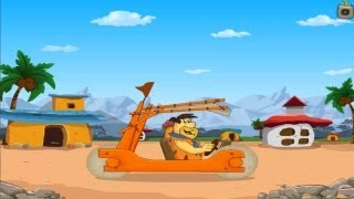 Flintstones Ride Walkthrough HD