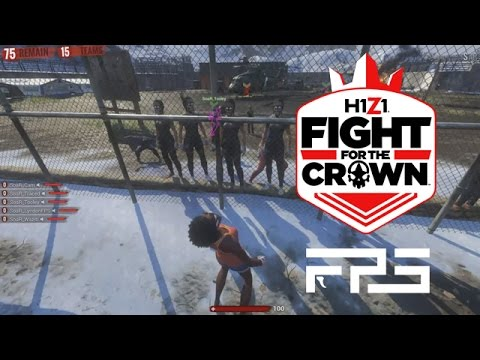 LyndonFPS POV at Fight for the Crown | H1Z1