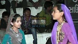 Bakharla Navratri 2014 - Young Ladies Garba