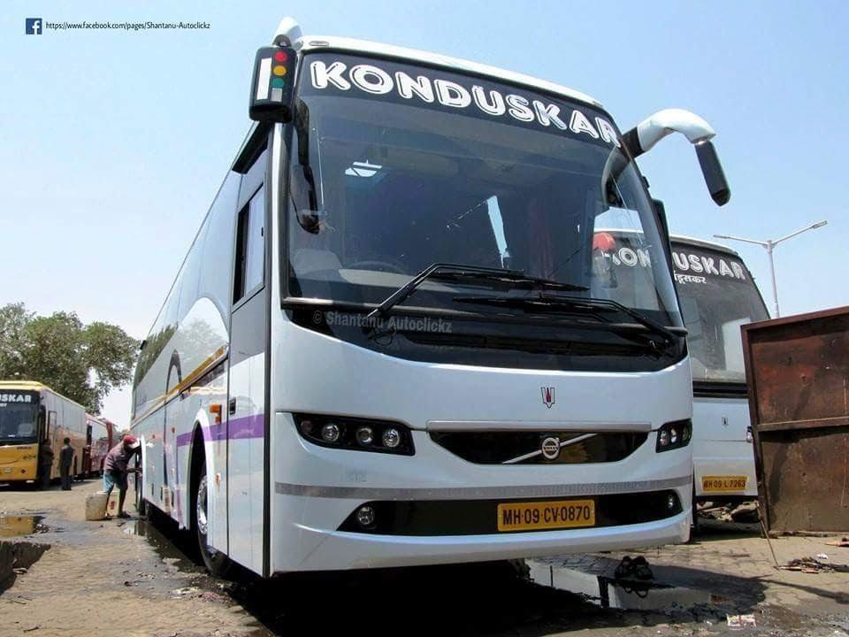 New Model Volvo B11R Bus 2015 INDIA - YouTube
