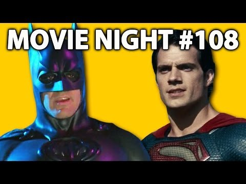 Batman Vs. Superman!