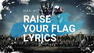 Gambar cover Raise Your Flag - Man With A Mission (ost Mobile Suit Gundam: Iron Blooded Orphans) [Lyrics]