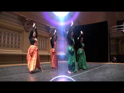 India at the 56th Pittsburgh Folk Festival, Soldiers & Sailors Memorial Hall