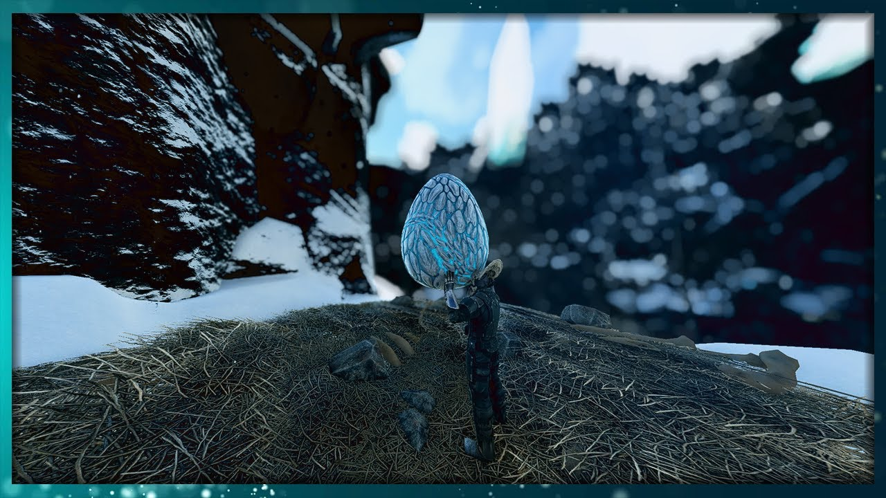 Download HOW TO STEAL A WYVERN EGG ON VALGUERO   ARK: SURVIVAL EVOLVED