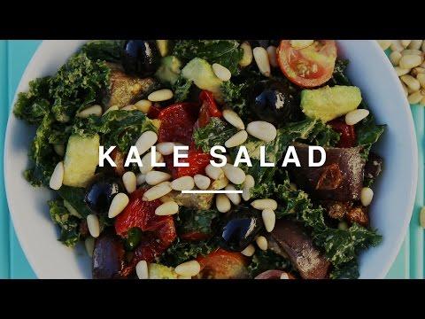 mediterranean-kale-salad- -mind-body-bowl- -wild-dish