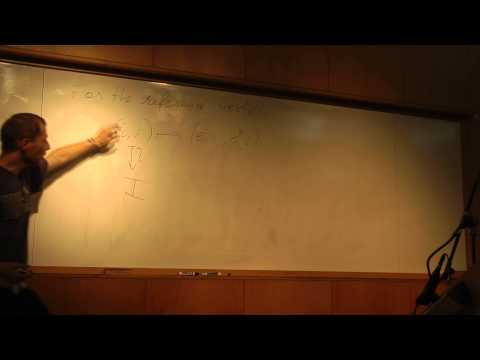 Manfred Einsiedler: Geodesic Flows on Hyperbolic Surface