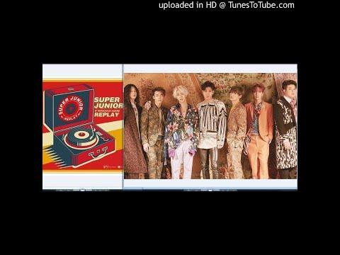 SUPER JUNIOR  Lo Siento Feat KARDAlbum REPLAYMP3