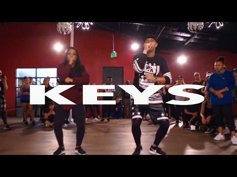 """KEYS"" - DJ Khaled Ft Jay-Z Dance | @MattSteffanina Choreography (@JusMoveApp)"