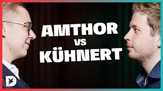 Philipp Amthor vs. Kevin Kühnert über Rezo, Sozialismus, Wohnungsnot | DISKUTHEK