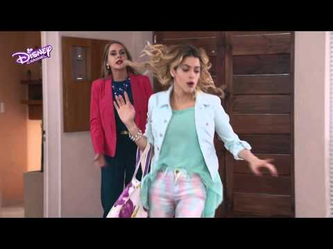 Download Violetta 3 - Priscila shows herself for the first time.