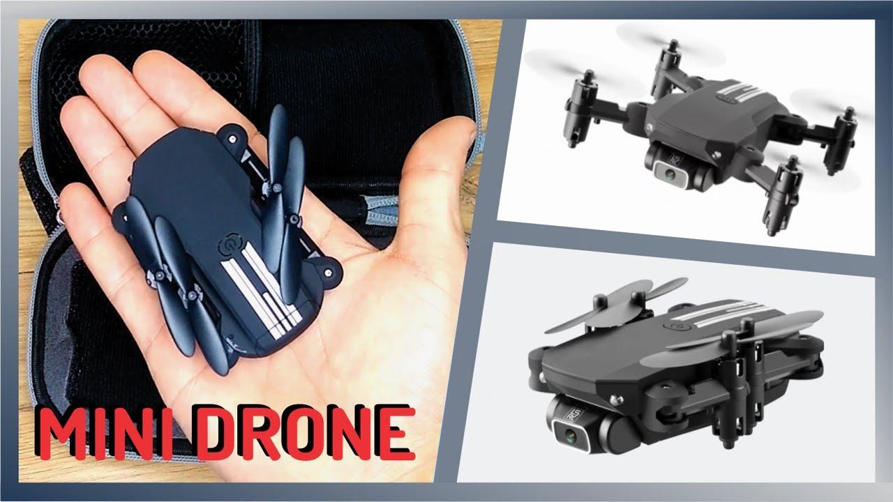 MINI DRONE 4K XKJ - ALIEXPRESS | #UNBOXING & #REVIEW