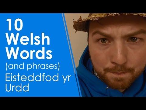 10 Welsh Words