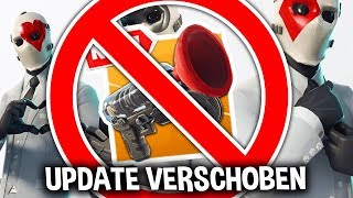 ❌ NEW UPDATE is NOT coming! ❌ New date for Patch V5.4! Fortnite News | Snoxh