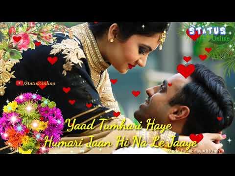 ❤🌷New Love,, Romantic💑,, 30 Sec Whatsapp Status Video,,🍁Dil Me Dard Sa Jaga Hai | STATUS ONLINE