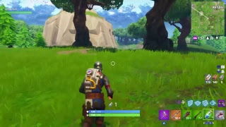 Fortnite battle royale live stream
