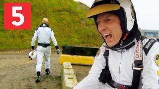 Jim Lyngvild forlader racerløb i raseri | 5. Gear | Kanal 5