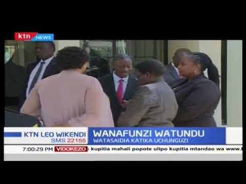 Wanafunzi walioonekana kwenye video wakimkosea waziri wa elimu Amina Mohammed heshima watiwa mbaroni
