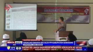 FPI Kabupaten Semarang Sosialisasi Bahaya ISIS