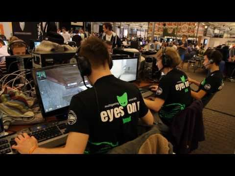 Copenhagen Games 2011: EYES ON U im ersten Match