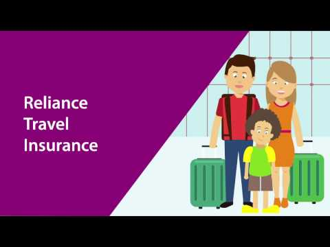 Buy a Travel Insurance and Travel Worry Free - Reliance General Insurance