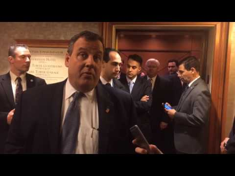 Chris Christie warns of 2017 N.J. governor's race