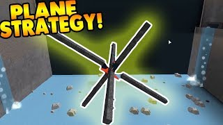 *NEW* PLANE STRATEGY! WIN EVERYTIME! | Build A Boat For Treasure ROBLOX