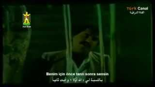 Ibrahim Tatlises - Mutlu ol yeter مترجمة إلى العربيـة