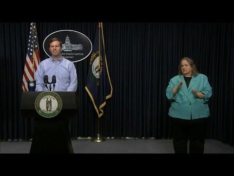Gov. Andy Beshear April 3 5:00 pm Update | Coronavirus | KET