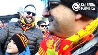 Catanzaro-Catania 1-2: la parola ai tifosi giallorossi
