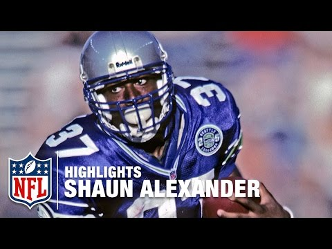 Shaun Alexander Big Run Highlights | NFL
