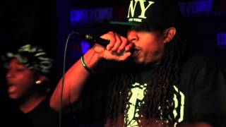 DZRT FLEET Performs at Coast 2 Coast LIVE | NYC Edition 5/21/15