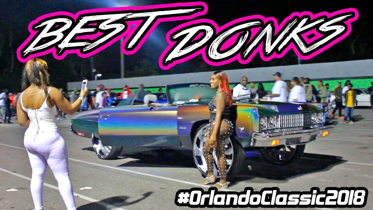 BEST DONKS OF ORLANDO CLASSIC 2018 - Twin Turbos, 32s, LS Swaps & MORE