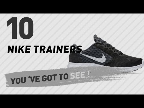 Nike Trainers, Top 10 Collection // Nike Store UK