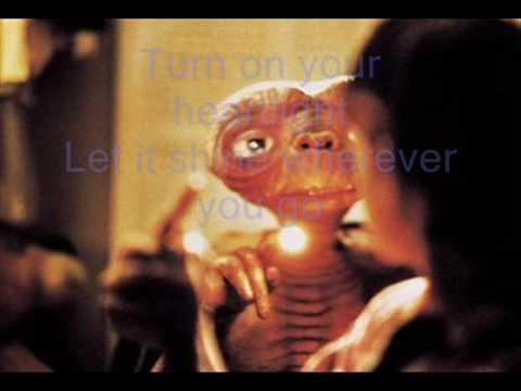 Heartlight - Neil Diamond - E.T