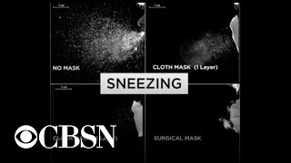 Study shows 2-layer cloth face masks work better to stop coronavirus