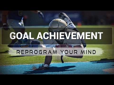 Goal Achievement affirmations mp3 music audio - Law of attraction - Hypnosis - Subliminal