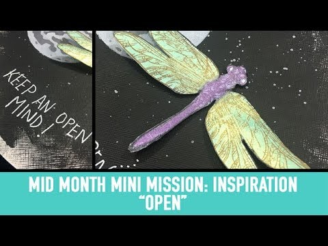 Mid Month Mini Mission: Inspiration - Open