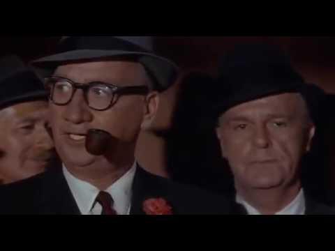 PRESTAME TU MARIDO 1964 Jack Lemmon, Romy Schneider, Edward G  Robinson