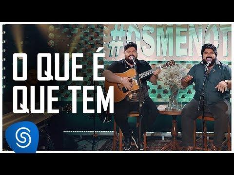 César Menotti & Fabiano - O Que É Que Tem (Não Importa o Lugar) [Vídeo Oficial]