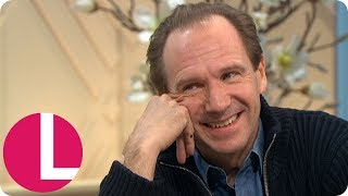 Hollywood Star Ralph Fiennes Reveals He Was Nearly Cast As James Bond | Lorraine