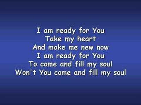 Ready For You (Worship Song w/ Lyrics)
