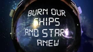 Comet Blue - Spaceship (Lyric Video)