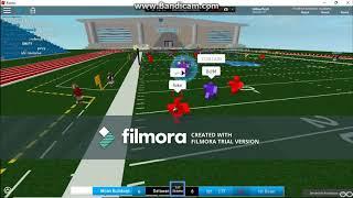 Milan VS Delaware [ROBLOX FOOTBALL]FFW