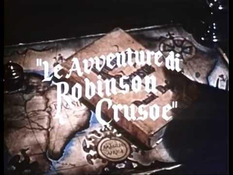 Le Avventure di Robinson Crusoe di  Luis Buñuel Film Completo by Film&Clips