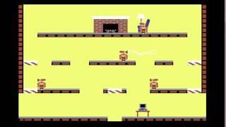 Impossible Mission (C64): AAAAaaaaAAAAaaaaAAAaaa