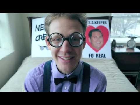 I'm A Nerd I'm A Dork Official Music Video - Jeremiah Boswell