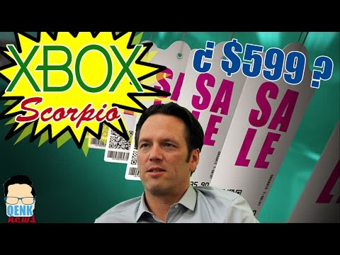 Xbox Scorpio estima precio y confirma retrocompatibilidad con Xbox One   QN